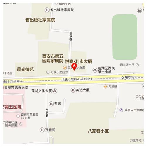 悦泰·利贞大厦,点击查看实景地图